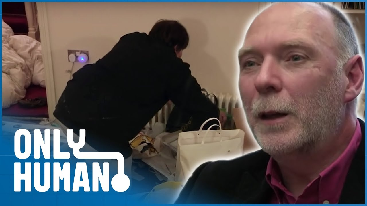 I Can't Sleep In My Own Bedroom | The Hoarder Next Door S2 Ep1 | Only Human