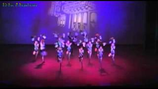 Jazz Dance Group Competition - Money Makes the World Go Round