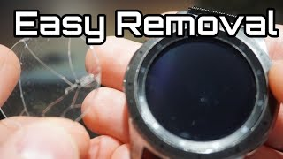 Easy Screen protector removal: Samsung Galaxy Watch