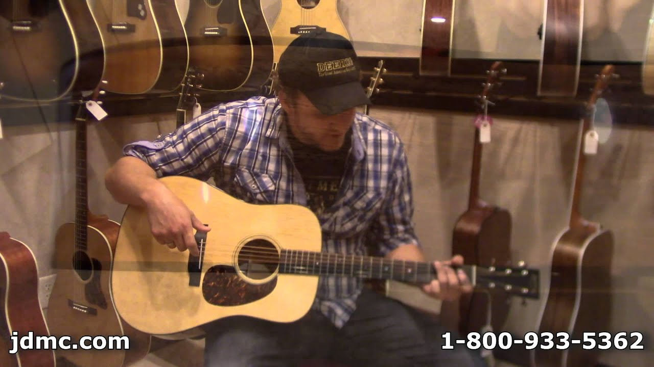 martin d 18 standard review by jdmc youtube. Black Bedroom Furniture Sets. Home Design Ideas
