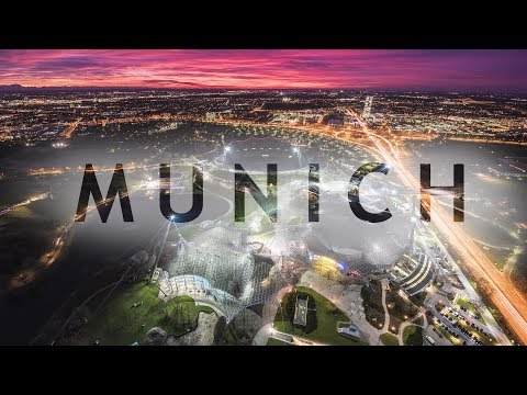 Travel Munich in a Minute - Aerial Drone Video | Expedia
