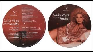 "VR003 Louie Vega Presents Anane ""Mon Amour"" DJ GREGORY REMIX"