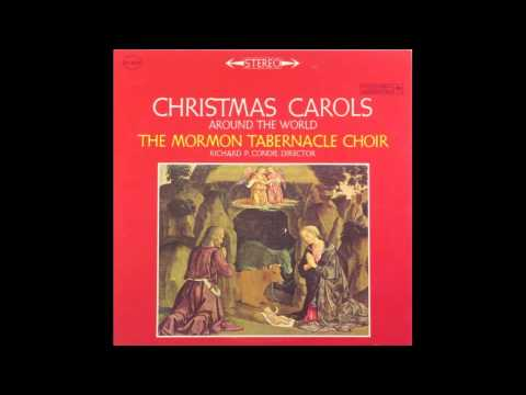The Mormon Tabernacle Choir Christmas Day 1961 Youtube