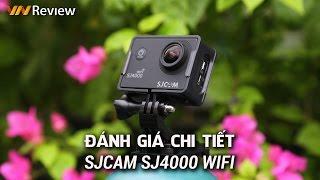 VnReview - Đánh giá chi tiết SJCAM SJ4000 WIFI: Giá rẻ, nhiều phụ kiện, pin lâu