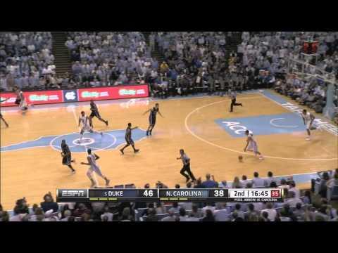 UNC Men's Basketball: Tar Heels beat Blue Devils 74-66