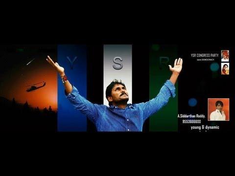 YSR Congress party || Jagan Song || YSRCP || Asro Studio