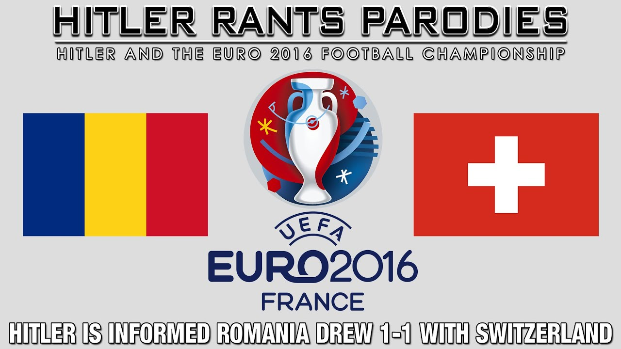 Hitler is informed Romania drew 1-1 with Switzerland