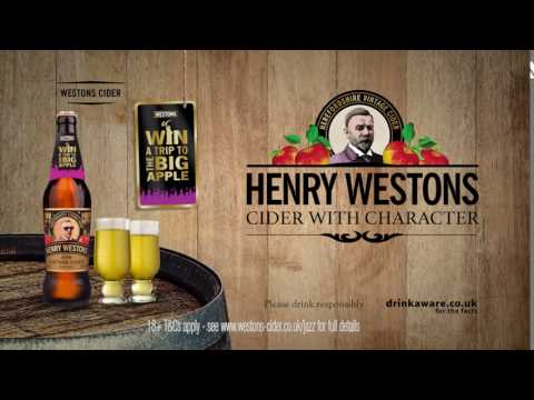 Henry Westons Vintage TV Advert 2017