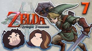 Zelda Twilight Princess: Rotisserie Chicken Love - PART 7 - Game Grumps