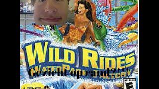 Wild Rides #1 VOL MET JE BAKKES OP DE RAND