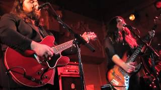 The Magic Numbers - Wheels On Fire + Fairytale Of New York (Live @ Bush Hall, London, 21/12/14)