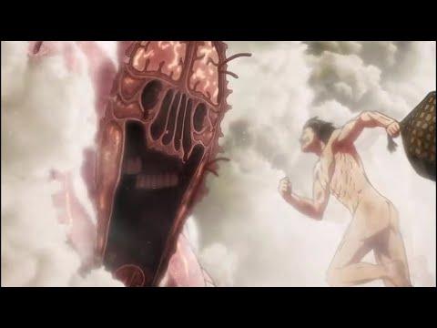 Humanity Vs The Biggest Titan | Attack On Titan Season 3 | Eng Sub