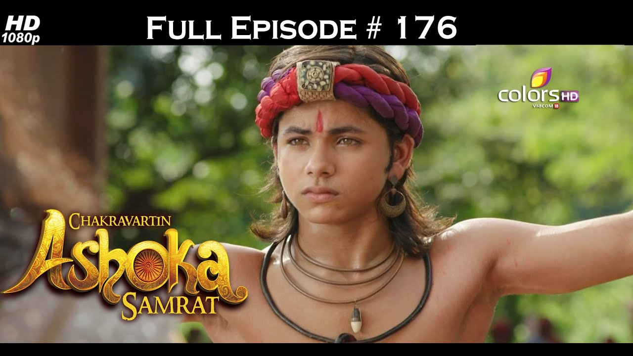 Image result for ashoka samrat episode 176