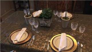 Home Decorating  : How To Decorate A Dining Table