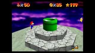 SUPER MARIO 64 TUTORIAL PARTE FINAL BOWSER EN EL CIELO