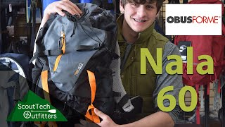 Gambar cover Low Cost 60L Pack? - The ObusForme Nala 60 Review