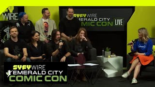 Critical Role: Watch This Brand New Scene | ECCC 2019 | SYFY WIRE