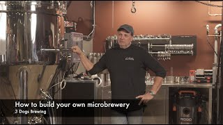 How to successfully open your own microbrewery