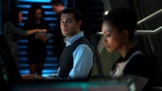 "Samy Osman as a ""Sammy"" in Nikita - Episode 306 ""Sideswipe"""