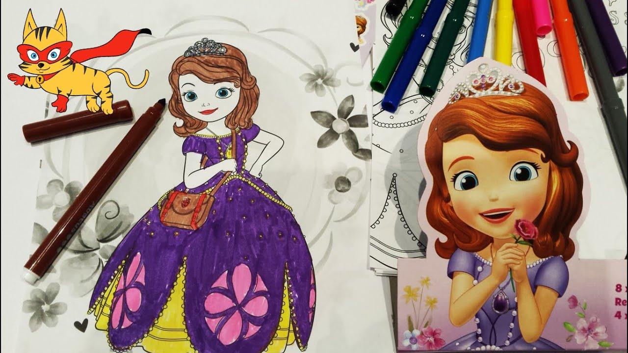 Juegos para pintar  Colorear dibujos para nios  YouTube
