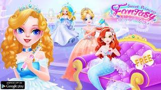 Sweet Princess Fantasy Hair Salon screenshot 4