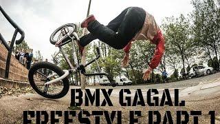 Bmx Gagal Freestyle Part 1