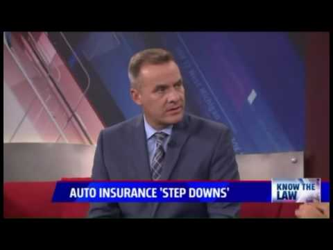 """Dangers of Auto Insurance """"Step-Down"""" Clauses - FOX 17 Know the Law"""