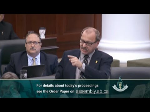 Ric McIver is Removed From the Legislative Assembly