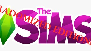 Random pack challenge /Sims 4