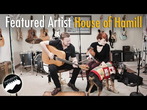House of Hamill - Interview, Celtic Guitar Lesson & Live Performance!