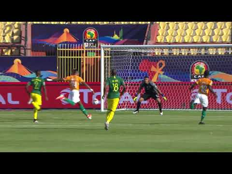 Côte d'Ivoire v South Africa Highlights – Total AFCON 2019 – Match 8