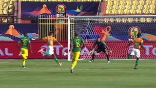 ملخص مباراة كوت ديفوار وجنوب إفريقيا | في الفن
