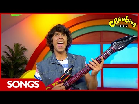CBeebies Songs | Kaiser Chiefs Parody |