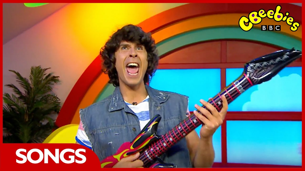 Cbeebies Songs Kaiser Chiefs Parody Quot Ruby Quot Youtube