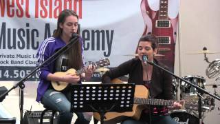 "Erin Murphy - The Franklin Electric ""This is How I Let You Down"" COVER - LIVE @ WIMA RECITAL 2015"