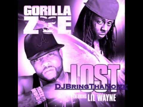 Gorilla Zoe FtLil Wayne Lost Chopped and Screwed