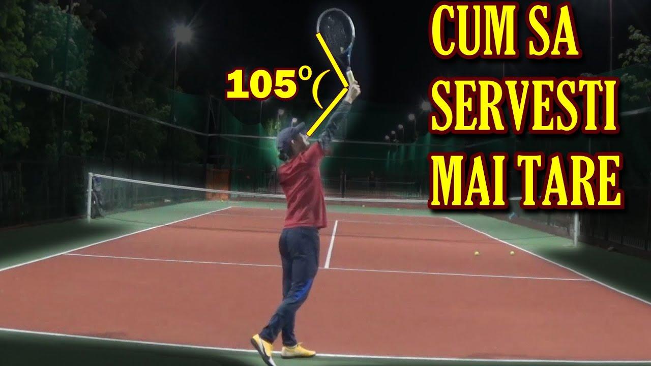 viteza de tenis de tenis)