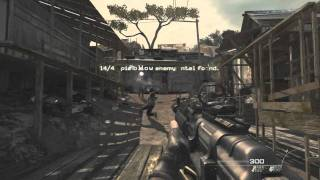 MW3 - Intel Locations - Back On The Grid - Mission 5 - Scout Leader Achievement/Trophy guide