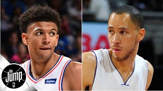 The 76ers have a rookie who reminds me of Tayshaun Prince - Amin Elhassan | The Jump