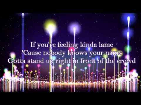 Jamie Grace Dance On (Lyric Video)