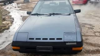 1986 Nissan Pulsar NX 88k miles