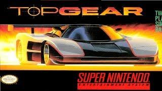 Top Gear | El Mejor Juego De Carros | Super Nintendo |#1