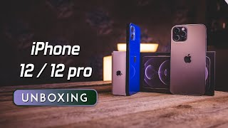 iPhone 12 / 12 pro unboxing
