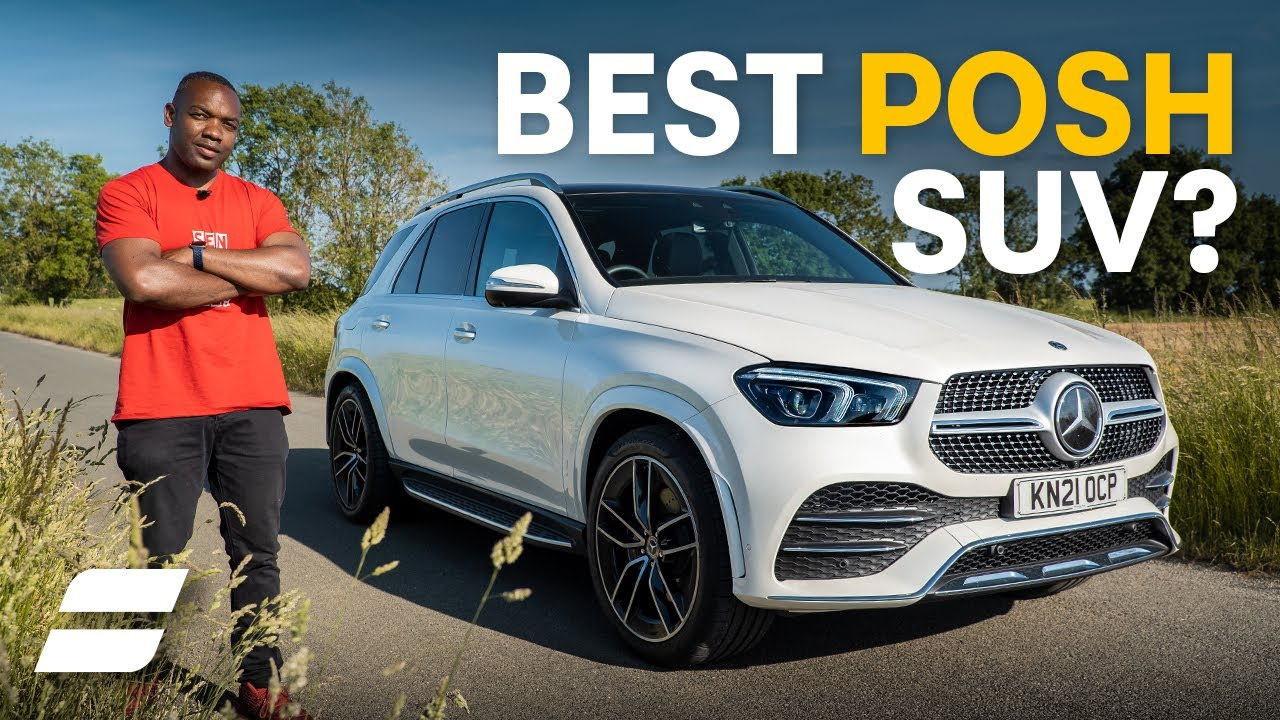 2021 Mercedes GLE Review: The Best Posh SUV? 4K