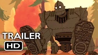 The Iron Giant Remastered Official Trailer #1 (2015) Animated Movie HD