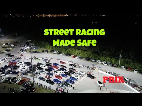 Street Racing Made Safe at Palm Beach International Raceway