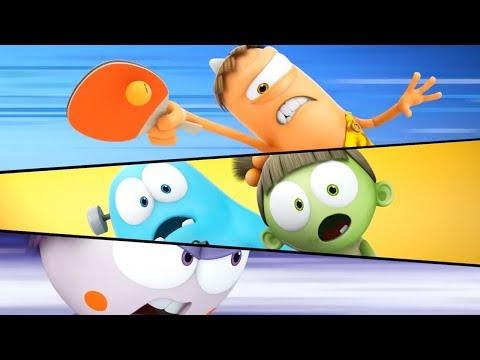 Cartoon | Spookiz 🏓  EPIC PING PONG MATCH 🏓  Cartoon Animation Series For Children