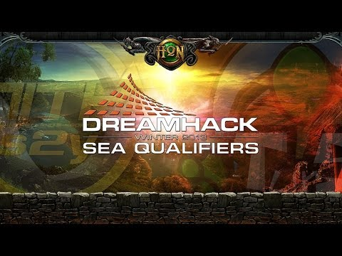 [Live]Hon DreamHack Winter 2013 : SEA Qualifiers MITH.S2Y VS TURS.G24