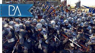 EPIC MEDIEVAL SIEGE - Medieval Kingdoms Total War 1212AD Gameplay