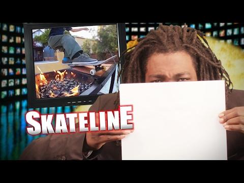 SKATELINE – Cole Wilson, Tom Asta, Louie Barletta, Chris Mango Milic, Yaje Popson